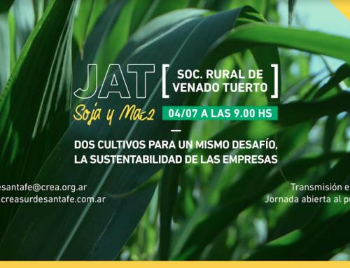 JAT Soja y Maíz – 4 de julio