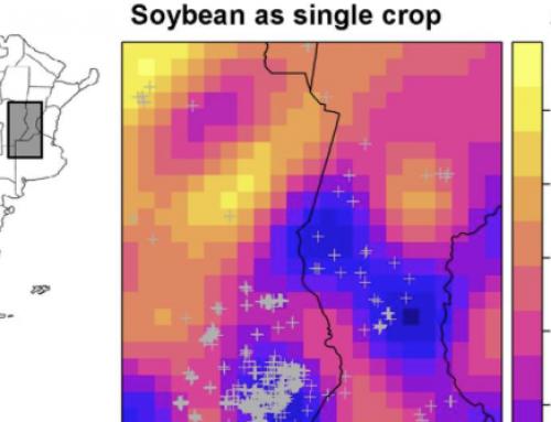 Variables de manejo y ambientales que afectan la proteína de soja