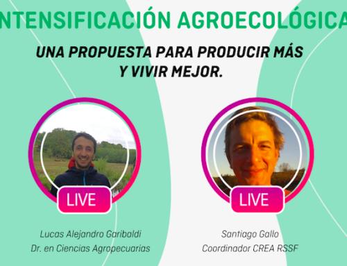 """""""INTENSIFICACIÓN AGROECOLÓGICA"""" (Una propuesta para producir más y vivir mejor)."""