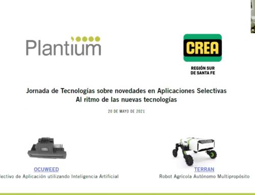AL RITMO DE LAS NUEVAS TECNOLOGÍAS – PLANTIUM (Fermín Cajen, César Petinari y Matías Fuaglia)