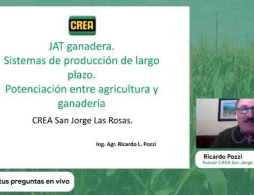 JAT GANADERA- Indicadores de sustentabilidad de los suelos (Ricardo Pozzi)